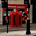 Phone Booths by Louise Kent