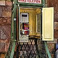 Phone Home - Telephone Booth by Jon Berghoff