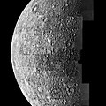 Photo Mosaic Of Images Of Mercury  by Anonymous