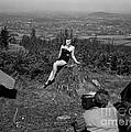 Photo Shoot 1947 by Martin Konopacki Restoration