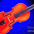 Photograph Of A Complete Viola Violin Painting 3371.02 by M K  Miller