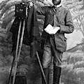 Photographer, 1900 by Granger
