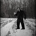 Photographic Evidence Of Big Foot by Edward Fielding