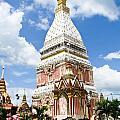 Phra That Raynu In Nako Phanom Thailandhon Phanomthailand by Ammar Mas-oo-di