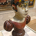Phrenology Head by Gregory Dyer