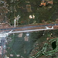 Phuket Airport by Geoeye/science Photo Library