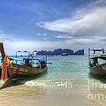 Phuket Koh Phi Phi Island by Bob Christopher