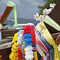 Phuket Longboats by Joslin Hartley