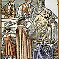 Physician & Plague Victim by Granger