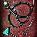 Physician's Tools  by Lee Dos Santos
