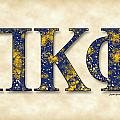Pi Kappa Phi - Parchment by Stephen Younts
