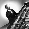 Pianist Artur Rubinstein, 1944 by Everett