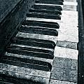 Piano Keys by Brothers Beerens