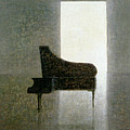 Piano Room 2005 by Lincoln Seligman