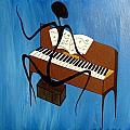 Piano by Sheen Douglas Eisele