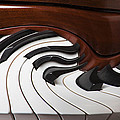 Piano Surrlistic by Garry Gay