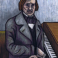 Piano's Finest Poet Fryderyk Chopin by Kamil Swiatek