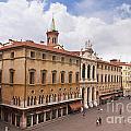 Piazza Dei Signori Vincenza by Brenda Kean