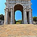 Piazza Della Vittoria - Genova. Italy by Antonio Scarpi