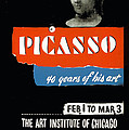 Picasso 40 Years Of His Art  by Unknown