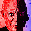 Picasso In Light Sketch 2 by Joe Ciccarone
