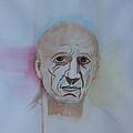 Picasso by Roger Cummiskey