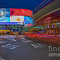 Piccadilly Circus by Pete Reynolds