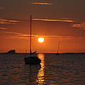 Picture Perfect Sunset by Bill Cannon