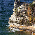 Pictured Rocks National Lakeshore 2 by Debby Richards