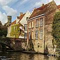 Picturesque Bruges by Juli Scalzi