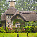 Picturesque Cottage by Mair Hunt