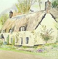 Picturesque Dunster Cottage by Martin Howard
