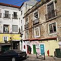 Picturesque Houses In Lisbon by Artur Bogacki
