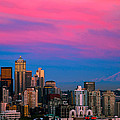 Picturesque Seattle by Abhay P