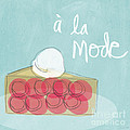 Pie A La Mode by Linda Woods