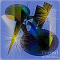 Pieces 2 by Iris Gelbart