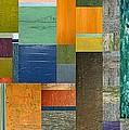 Pieces Parts V by Michelle Calkins