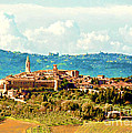 Pienza Italy by Accelerated Vision Photography