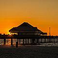 Pier 60 Sunset by Jane Luxton