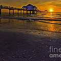 Pier Into The Sun by Marvin Spates