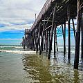 Pier Out by Myda Muckala