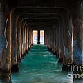 Pier Pylons by Inge Johnsson
