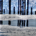 Pier Reflections by Anita Cumbra