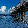 Pier Series 3 by Alvaro Iribarren