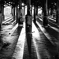 Pier Shadows by Stefan Mazzola