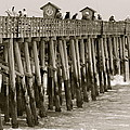 Pier View by Alice Gipson