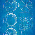 Pierce Basketball Patent Art 1929 Blueprint by Ian Monk