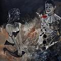 Pierrot Lunaire by Pol Ledent