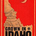 Pierrot Of Idaho by Ismael Cavazos