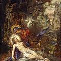 Pieta by Gustave Moreau